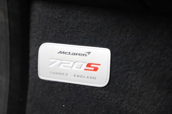 New 2020 McLaren 720S Coupe for sale $347,550 at Alfa Romeo of Westport in Westport CT 06880 26