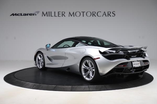 New 2020 McLaren 720S Coupe for sale $347,550 at Alfa Romeo of Westport in Westport CT 06880 3