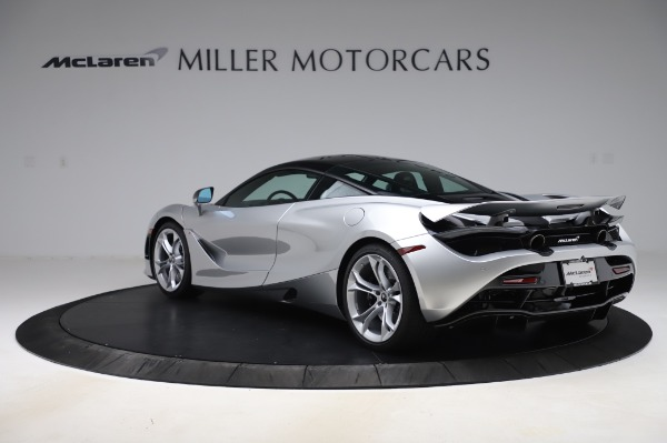 New 2020 McLaren 720S Performance for sale $347,550 at Alfa Romeo of Westport in Westport CT 06880 3