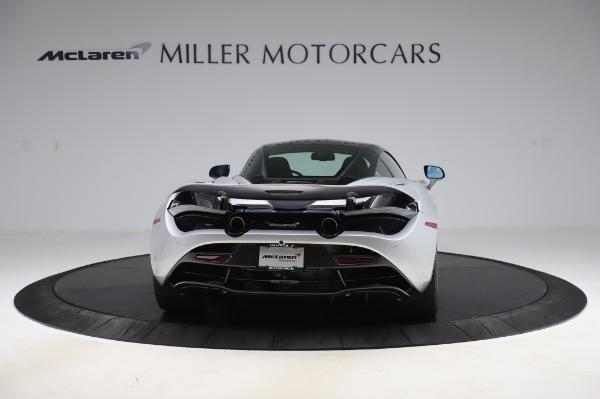 New 2020 McLaren 720S Coupe for sale $347,550 at Alfa Romeo of Westport in Westport CT 06880 4