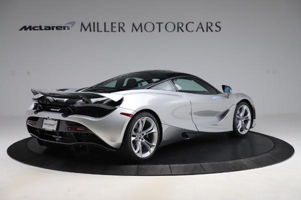 New 2020 McLaren 720S Coupe for sale $347,550 at Alfa Romeo of Westport in Westport CT 06880 5