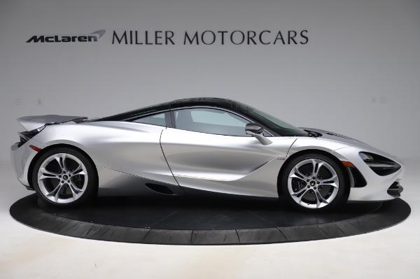 New 2020 McLaren 720S Coupe for sale $347,550 at Alfa Romeo of Westport in Westport CT 06880 6