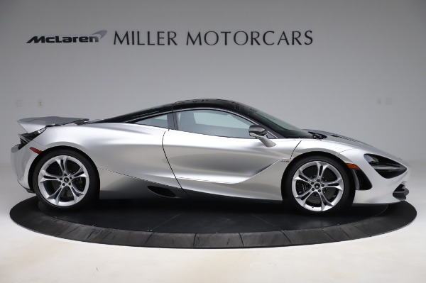 New 2020 McLaren 720S Performance for sale $347,550 at Alfa Romeo of Westport in Westport CT 06880 6
