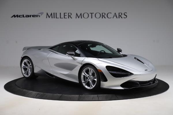 New 2020 McLaren 720S Coupe for sale $347,550 at Alfa Romeo of Westport in Westport CT 06880 7