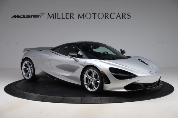 New 2020 McLaren 720S Performance for sale $347,550 at Alfa Romeo of Westport in Westport CT 06880 7