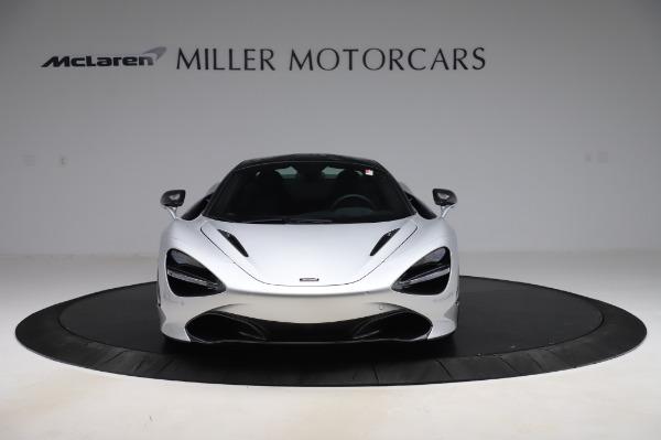 New 2020 McLaren 720S Coupe for sale $347,550 at Alfa Romeo of Westport in Westport CT 06880 8