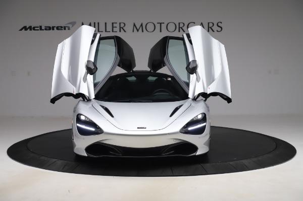 New 2020 McLaren 720S Coupe for sale $347,550 at Alfa Romeo of Westport in Westport CT 06880 9