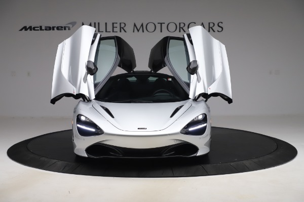 New 2020 McLaren 720S Performance for sale $347,550 at Alfa Romeo of Westport in Westport CT 06880 9