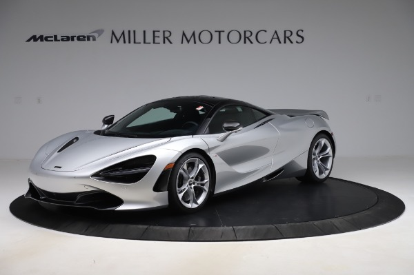 New 2020 McLaren 720S Performance for sale $347,550 at Alfa Romeo of Westport in Westport CT 06880 1