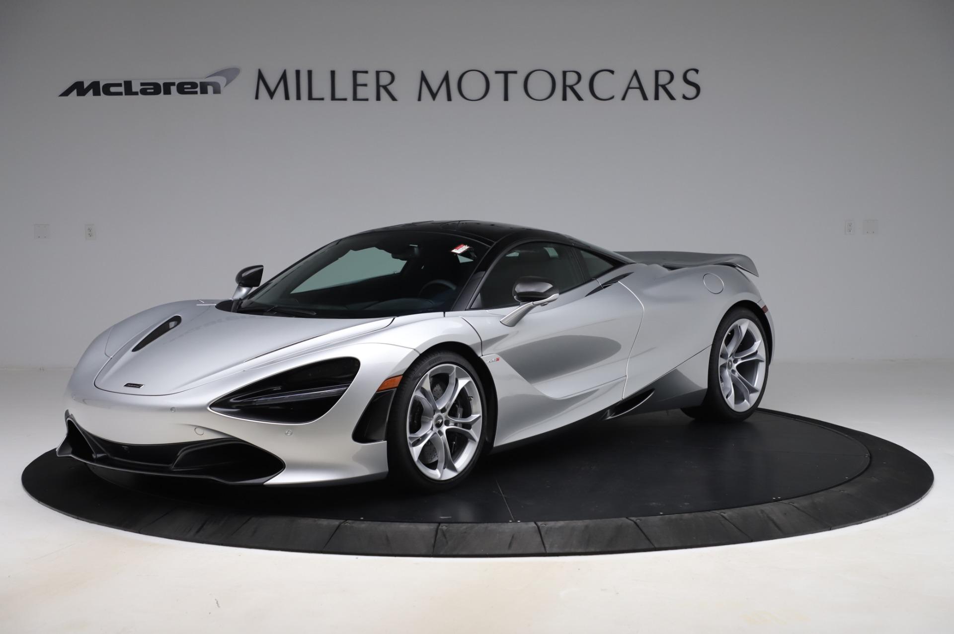 New 2020 McLaren 720S Coupe for sale $347,550 at Alfa Romeo of Westport in Westport CT 06880 1