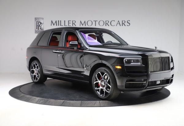New 2020 Rolls-Royce Cullinan Black Badge for sale $433,950 at Alfa Romeo of Westport in Westport CT 06880 10