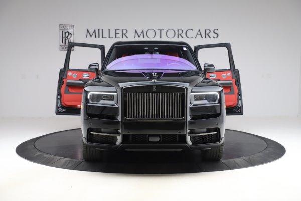 New 2020 Rolls-Royce Cullinan Black Badge for sale $433,950 at Alfa Romeo of Westport in Westport CT 06880 12