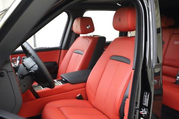 New 2020 Rolls-Royce Cullinan Black Badge for sale $433,950 at Alfa Romeo of Westport in Westport CT 06880 14
