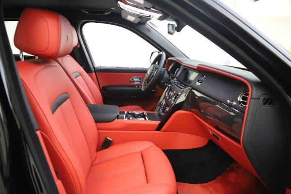New 2020 Rolls-Royce Cullinan Black Badge for sale $433,950 at Alfa Romeo of Westport in Westport CT 06880 15