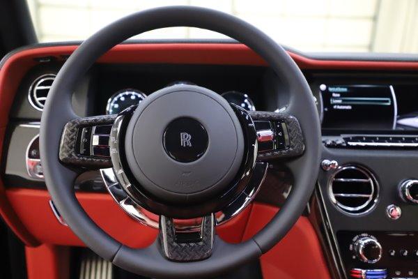 New 2020 Rolls-Royce Cullinan Black Badge for sale $433,950 at Alfa Romeo of Westport in Westport CT 06880 18