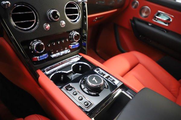 New 2020 Rolls-Royce Cullinan Black Badge for sale $433,950 at Alfa Romeo of Westport in Westport CT 06880 20