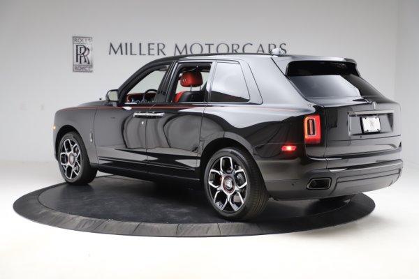 New 2020 Rolls-Royce Cullinan Black Badge for sale $433,950 at Alfa Romeo of Westport in Westport CT 06880 5