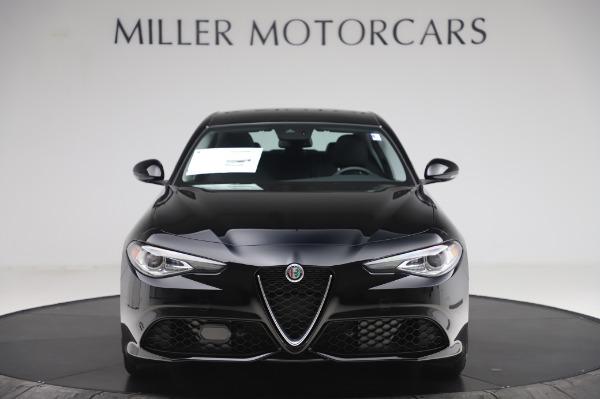 New 2020 Alfa Romeo Giulia Sport Q4 for sale Sold at Alfa Romeo of Westport in Westport CT 06880 12