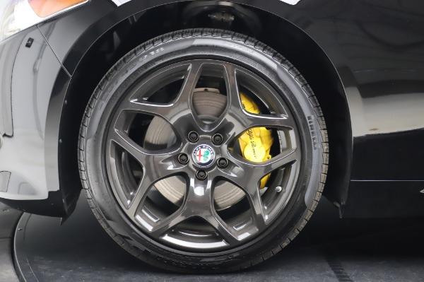 New 2020 Alfa Romeo Giulia Sport Q4 for sale Sold at Alfa Romeo of Westport in Westport CT 06880 14