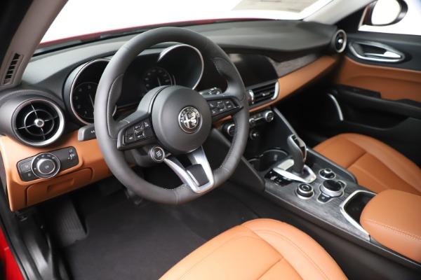 New 2020 Alfa Romeo Giulia Q4 for sale $46,395 at Alfa Romeo of Westport in Westport CT 06880 13