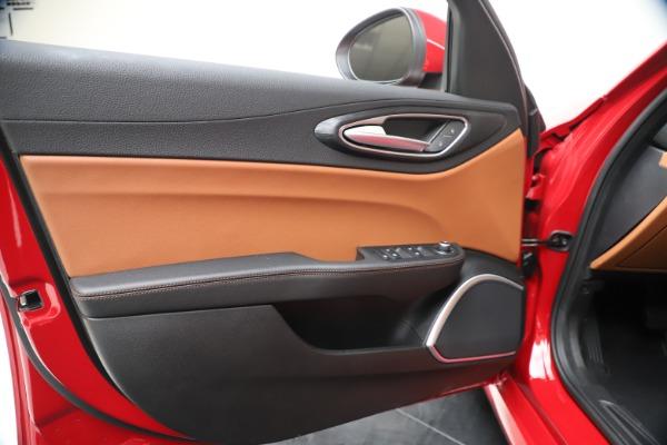 New 2020 Alfa Romeo Giulia Q4 for sale $46,395 at Alfa Romeo of Westport in Westport CT 06880 17