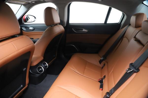 New 2020 Alfa Romeo Giulia Q4 for sale $46,395 at Alfa Romeo of Westport in Westport CT 06880 19