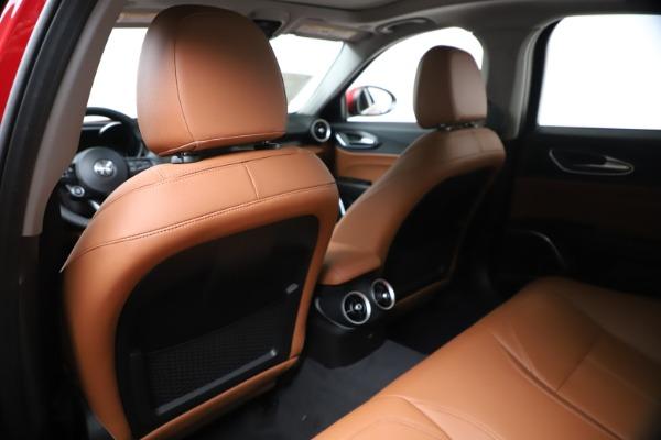 New 2020 Alfa Romeo Giulia Q4 for sale $46,395 at Alfa Romeo of Westport in Westport CT 06880 20