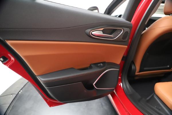 New 2020 Alfa Romeo Giulia Q4 for sale $46,395 at Alfa Romeo of Westport in Westport CT 06880 21