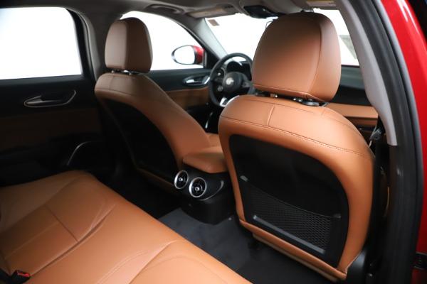New 2020 Alfa Romeo Giulia Q4 for sale $46,395 at Alfa Romeo of Westport in Westport CT 06880 28