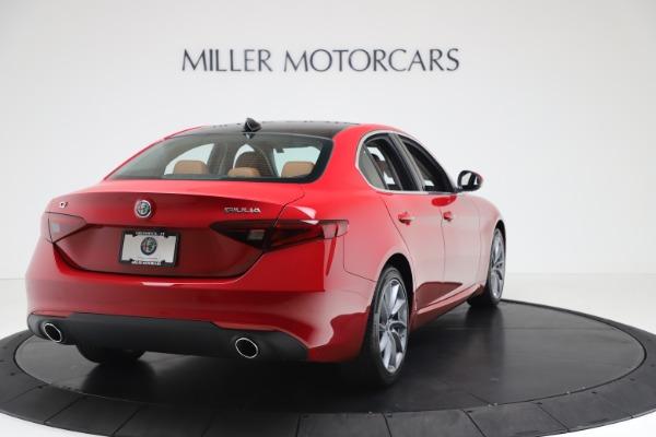 New 2020 Alfa Romeo Giulia Q4 for sale $46,395 at Alfa Romeo of Westport in Westport CT 06880 7