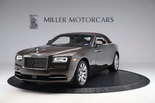 Used 2017 Rolls-Royce Dawn for sale $254,900 at Alfa Romeo of Westport in Westport CT 06880 12
