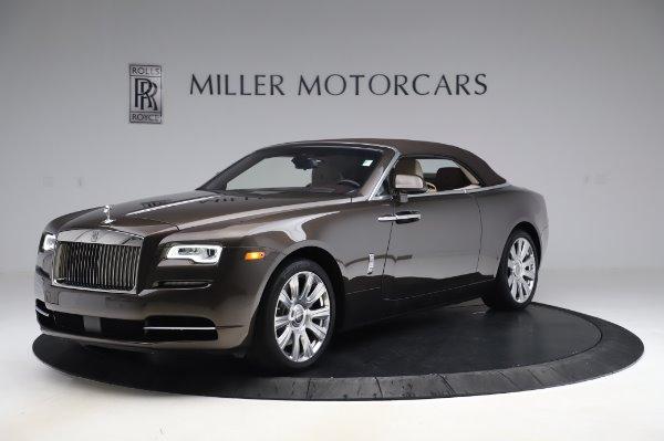 Used 2017 Rolls-Royce Dawn for sale $254,900 at Alfa Romeo of Westport in Westport CT 06880 13