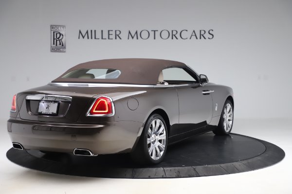 Used 2017 Rolls-Royce Dawn for sale $249,900 at Alfa Romeo of Westport in Westport CT 06880 17
