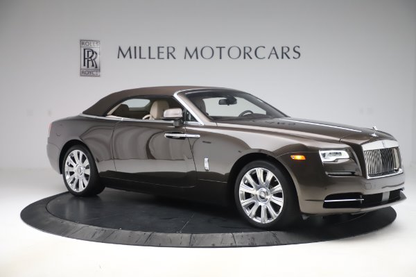 Used 2017 Rolls-Royce Dawn for sale $249,900 at Alfa Romeo of Westport in Westport CT 06880 19
