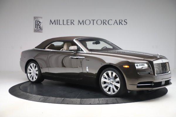 Used 2017 Rolls-Royce Dawn for sale $254,900 at Alfa Romeo of Westport in Westport CT 06880 19