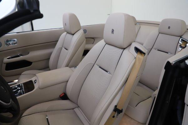 Used 2017 Rolls-Royce Dawn for sale $254,900 at Alfa Romeo of Westport in Westport CT 06880 21