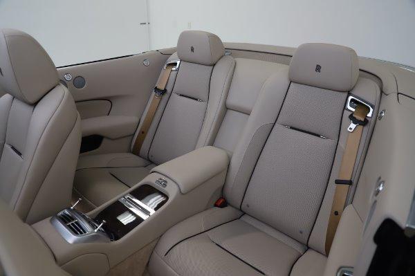 Used 2017 Rolls-Royce Dawn Base for sale $248,900 at Alfa Romeo of Westport in Westport CT 06880 23