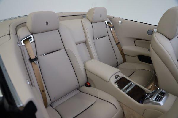 Used 2017 Rolls-Royce Dawn Base for sale $248,900 at Alfa Romeo of Westport in Westport CT 06880 24