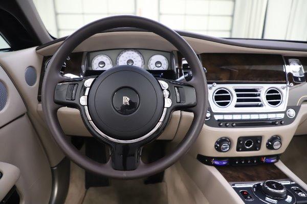 Used 2017 Rolls-Royce Dawn Base for sale $248,900 at Alfa Romeo of Westport in Westport CT 06880 25