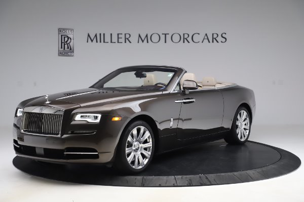 Used 2017 Rolls-Royce Dawn for sale $249,900 at Alfa Romeo of Westport in Westport CT 06880 3