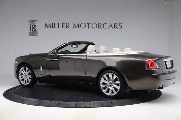 Used 2017 Rolls-Royce Dawn Base for sale $248,900 at Alfa Romeo of Westport in Westport CT 06880 5