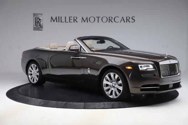 Used 2017 Rolls-Royce Dawn Base for sale $248,900 at Alfa Romeo of Westport in Westport CT 06880 9
