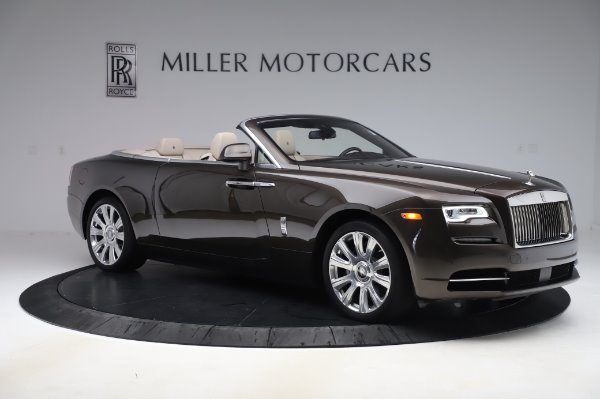 Used 2017 Rolls-Royce Dawn for sale $249,900 at Alfa Romeo of Westport in Westport CT 06880 9