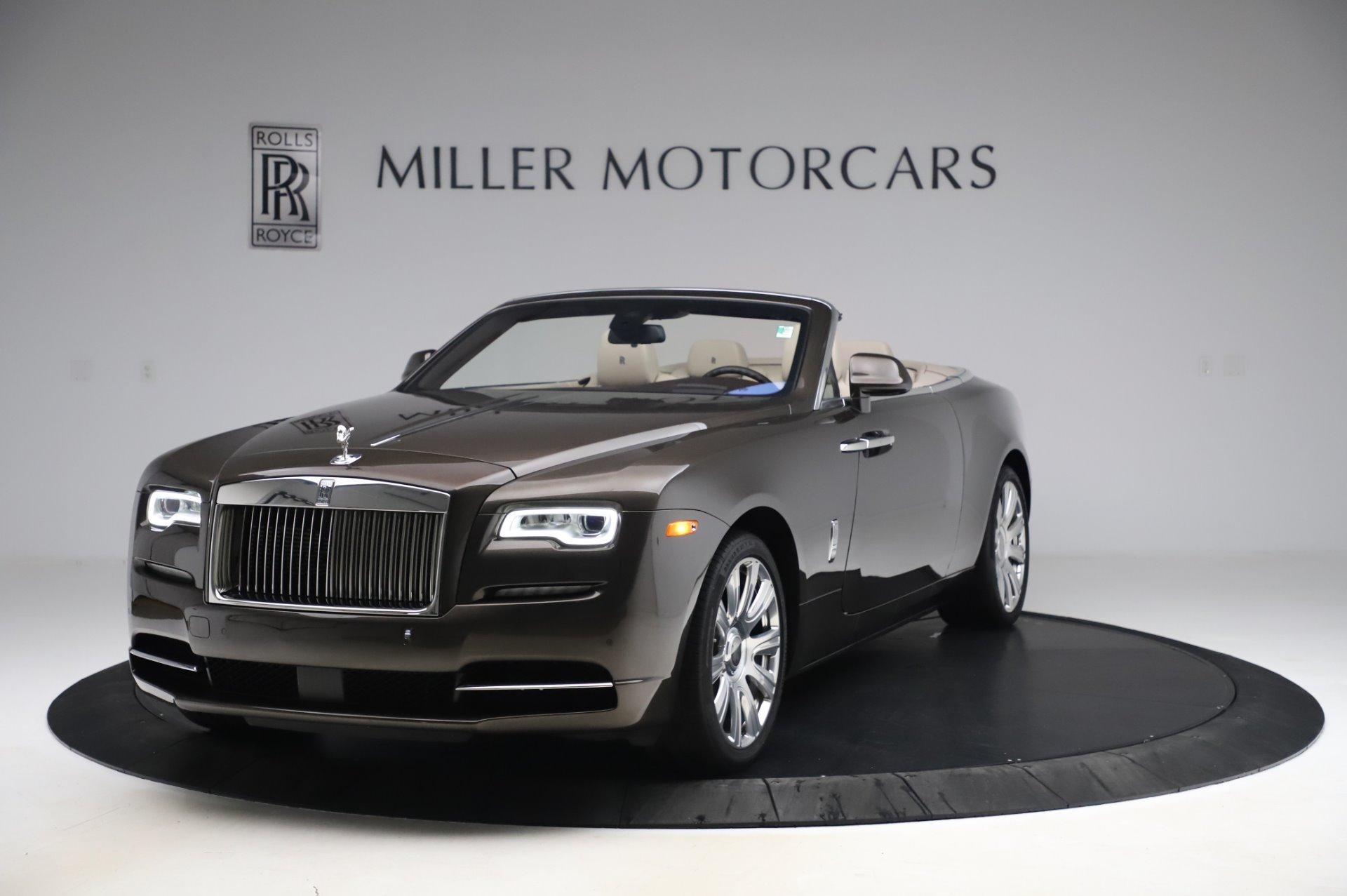 Used 2017 Rolls-Royce Dawn for sale $254,900 at Alfa Romeo of Westport in Westport CT 06880 1