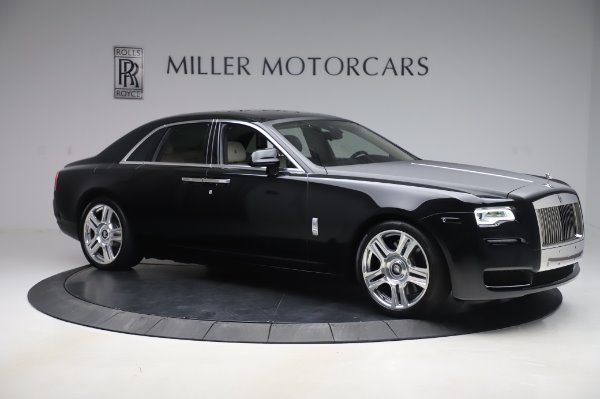 Used 2015 Rolls-Royce Ghost Base for sale Call for price at Alfa Romeo of Westport in Westport CT 06880 10