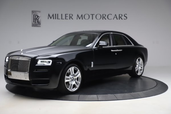 Used 2015 Rolls-Royce Ghost Base for sale Call for price at Alfa Romeo of Westport in Westport CT 06880 3