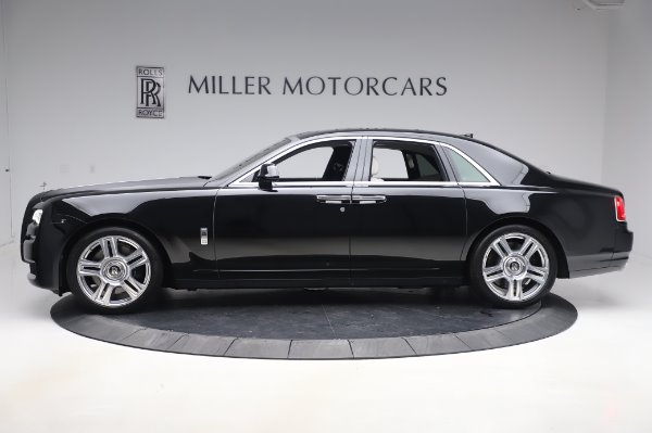 Used 2015 Rolls-Royce Ghost Base for sale Call for price at Alfa Romeo of Westport in Westport CT 06880 4