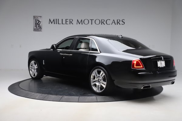Used 2015 Rolls-Royce Ghost Base for sale Call for price at Alfa Romeo of Westport in Westport CT 06880 5