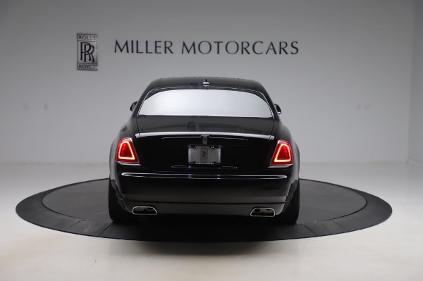 Used 2015 Rolls-Royce Ghost Base for sale Call for price at Alfa Romeo of Westport in Westport CT 06880 6