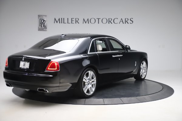 Used 2015 Rolls-Royce Ghost Base for sale Call for price at Alfa Romeo of Westport in Westport CT 06880 8